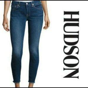 Hudson Skinny Jeans Size 26 Crop